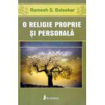 O religie proprie si personala