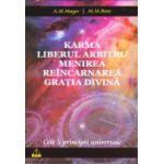 Karma, liberul arbitru, menirea, reincarnarea, gratia divina