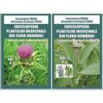 Enciclopedia plantelor medicinale din Romania (2 vol)