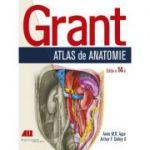 Grant. Atlas de anatomie (Editia a XIV-a)