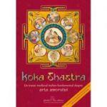 Koka shastra. Un tratat medieval indian despre arta amorului