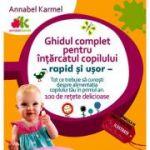 Ghidul complet pentru intarcatul copilului
