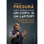 Care e diferența dintre un copil și un laptop?