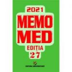 Memomed 2021 + Ghid Farmacoterapic Alopat si Homeopat