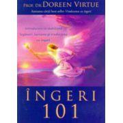 Ingeri 101. Introducere in stabilirea legaturii, lucrarea si vindecarea cu ingeri