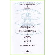 Aspiratia. Rugaciunea si Japa. Yoga. Meditatia