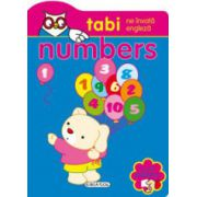 Tabi ne invata engleza. Numbers