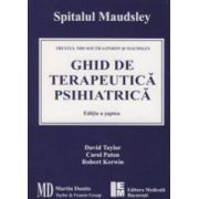 Ghid de terapeutica psihiatrica