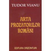 Arta prozatorilor romani
