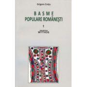 Basme populare romanesti (2 vol.)