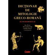 Dictionar de mitologie greco-romana