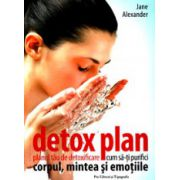 Detox plan – planul tau de dezintoxicare