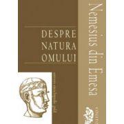 Despre natura omului - Nemesius din Emesa