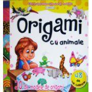 Origami cu animale. 20 de modele de origami