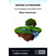 Natura ca profesor