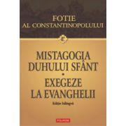 Mistagogia Duhului Sfant. Exegeze la Evanghelii