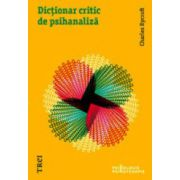 Dictionar critic de psihanaliza