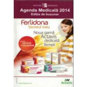 Agenda Medicala 2014. Editia de buzunar