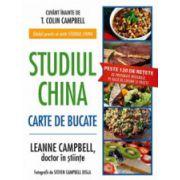 Studiul China - Carte de bucate