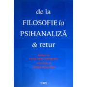 De la filosofie la psihanaliza si retur