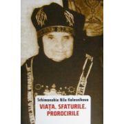 Schimonahia Nila Kolesnikova. Viata, sfaturile, prorocirile