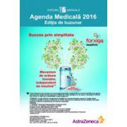 Agenda Medicala 2016. Editia de buzunar