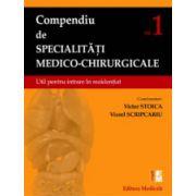 Compendiu de specialitati medico-chirurgicale (2 volume)