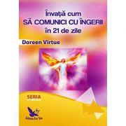 Învata cum sa comunici cu îngerii în 21 de zile
