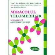 Miracolul telomerilor - noua stiinta a pastrarii tineretii
