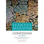 Confesiuni - editie bilingva