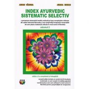 Index ayurvedic sistematic selectiv - vol. 2