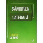 Gandirea laterala - Edward de Bono