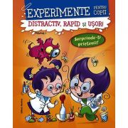 Experimente pentru copii (2 volume). Distractiv, rapid si usor