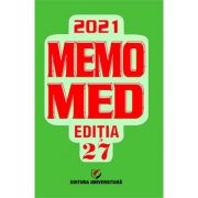 Memomed 2021 + Ghid Farmacoterapic Alopat si Homeopat