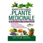 Remedii si tratamente cu plante medicinale