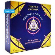 Meditații și Afirmații - set 64 cartoline Deepak Chopra