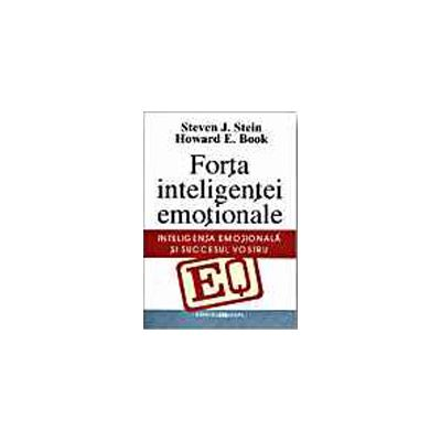 EQ - Forta inteligentei emotionale. Inteligenta emotionala si succesul vostru