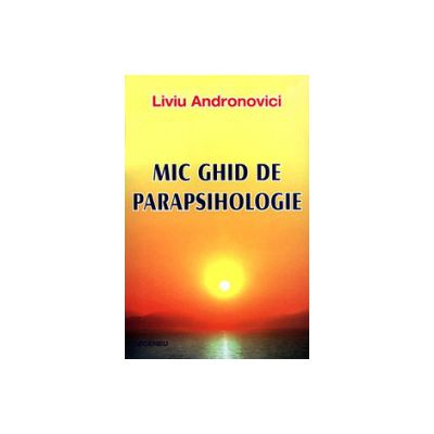 Mic ghid de parapsihologie