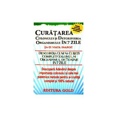 5 zile carte de detoxifiere a intestinului pentru preparate de profilaxie parazită