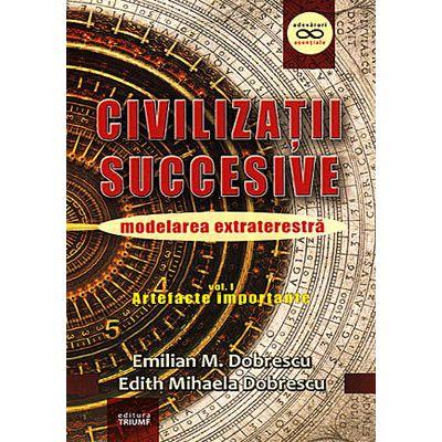 Civilizatii succesive, modelarea extraterestra