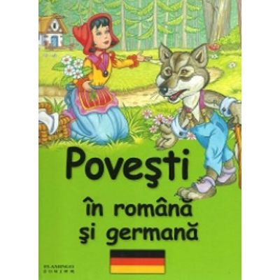 Povesti in romana si germana (Editie cartonata)