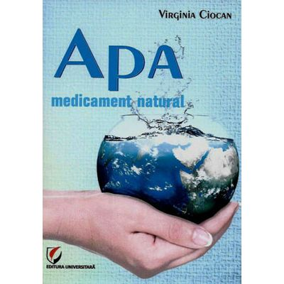 Apa medicament natural
