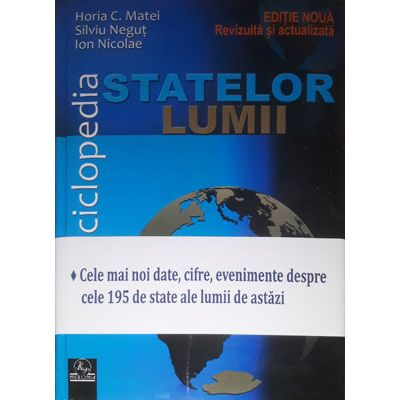 Enciclopedia statelor lumii (editia 2020)