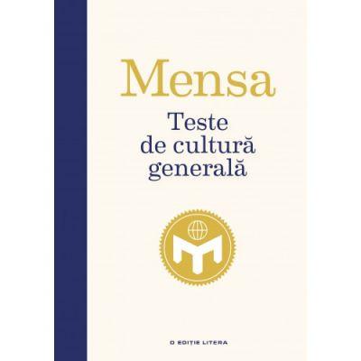 Mensa. Teste de cultura generala