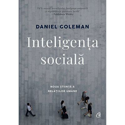 Inteligenţa socială