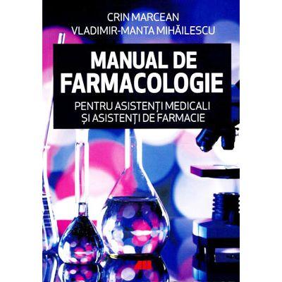 Manual de farmacologie pentru asistenți medicali și asistenți de farmacie