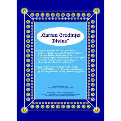 Cartea Credintei Divine - Gheorghe Olteanu