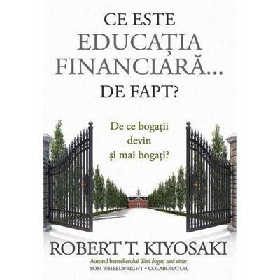 Ce este educația financiară... de fapt?