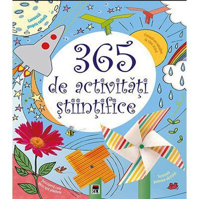 365 de activitati stiintifice si distractive