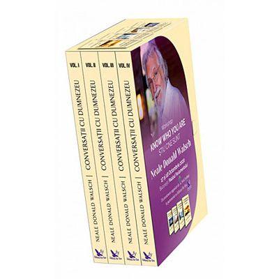 Conversaţii cu Dumnezeu (volumele I-IV, ediţie specială)